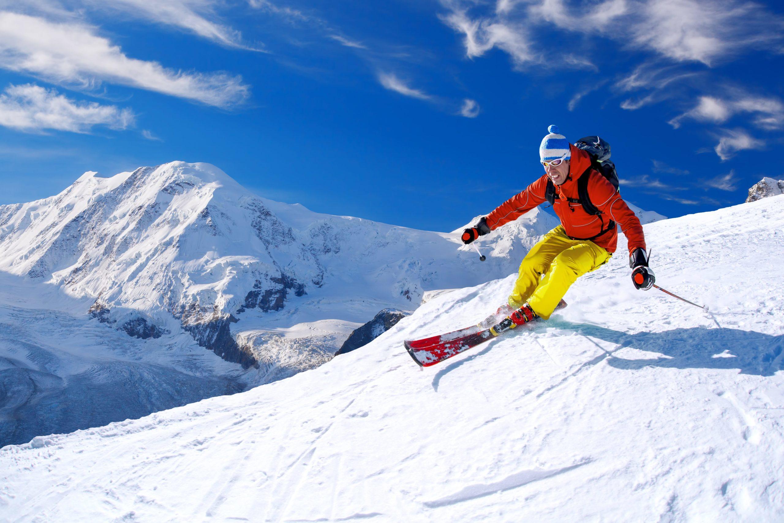 Ski proche de Bordeaux