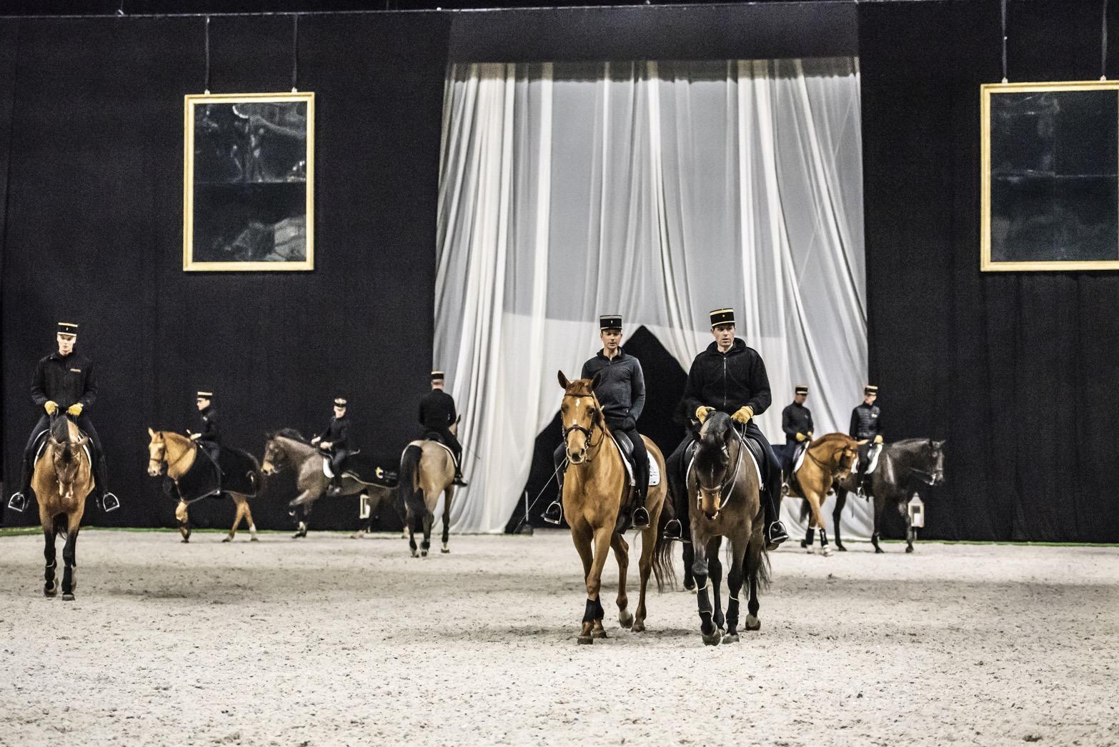 Photo of Le Cadre Noir de Saumur en spectacle exceptionnel à l'Aréna