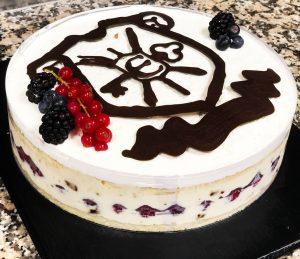 gâteau anniversaire Eventyr