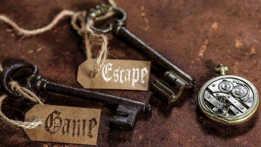 escape game bordeaux
