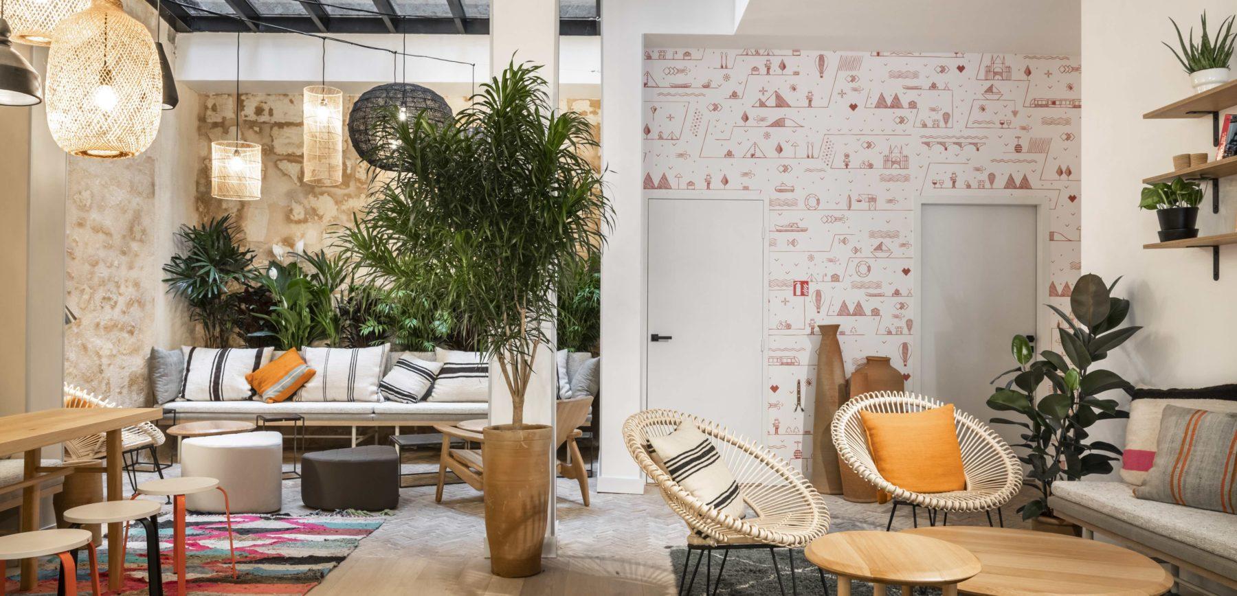 Photo of Une nouvelle auberge de jeunesse a ouvert à Bordeaux