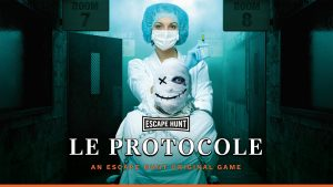 escape game le protocole