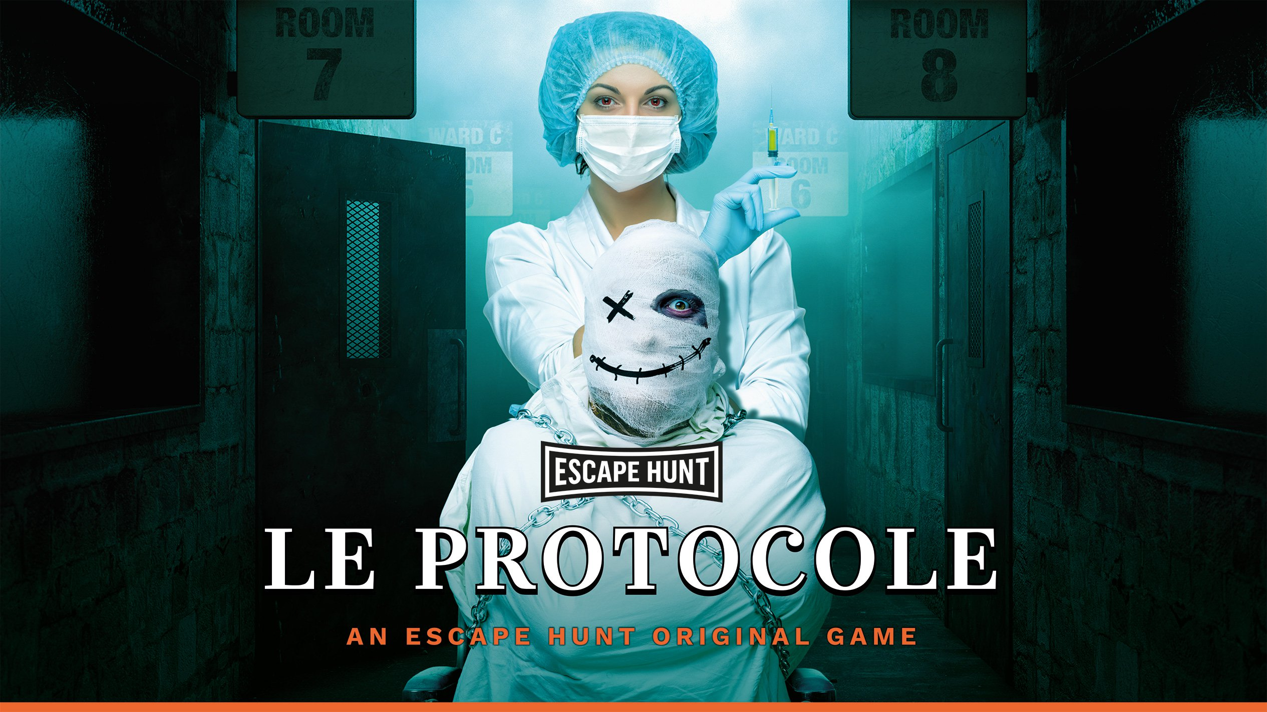 escape game le protocole