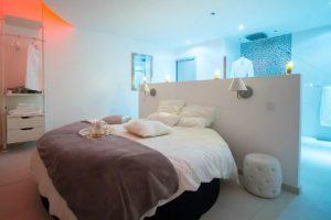 Love loft romantique à Bordeaux