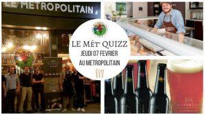 quiz Métropolitain Bordeaux