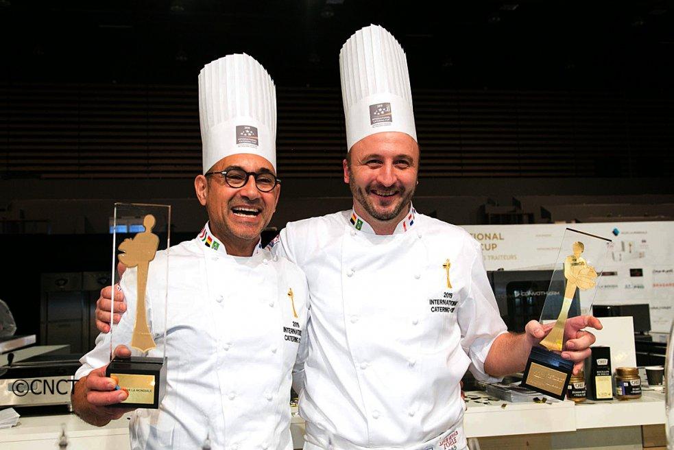Photo of Deux Bordelais sacrés champions du Monde des traiteurs !