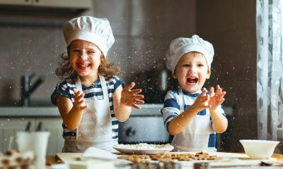 cours cuisine enfants au St James
