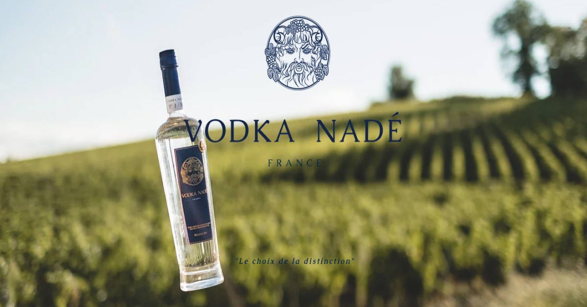Photo of Grande finale de la vodka Nadé, la vodka à base de raisins