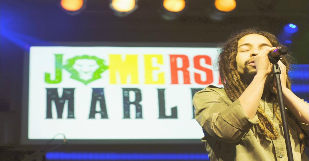 Photo of Concert live à Bordeaux du petit-fils de Bob Marley : Jo Mersa Marley