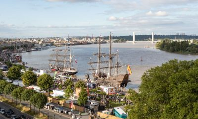 Fête du fleuve Bordeaux