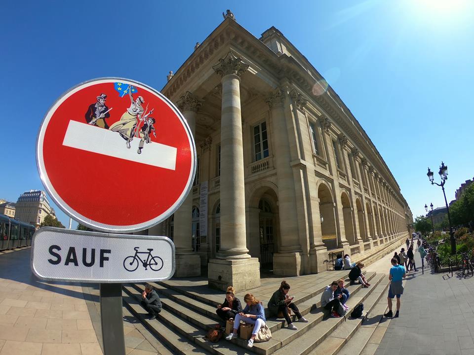 Photo of «Signal éthique» : une expo street art à découvrir d'urgence