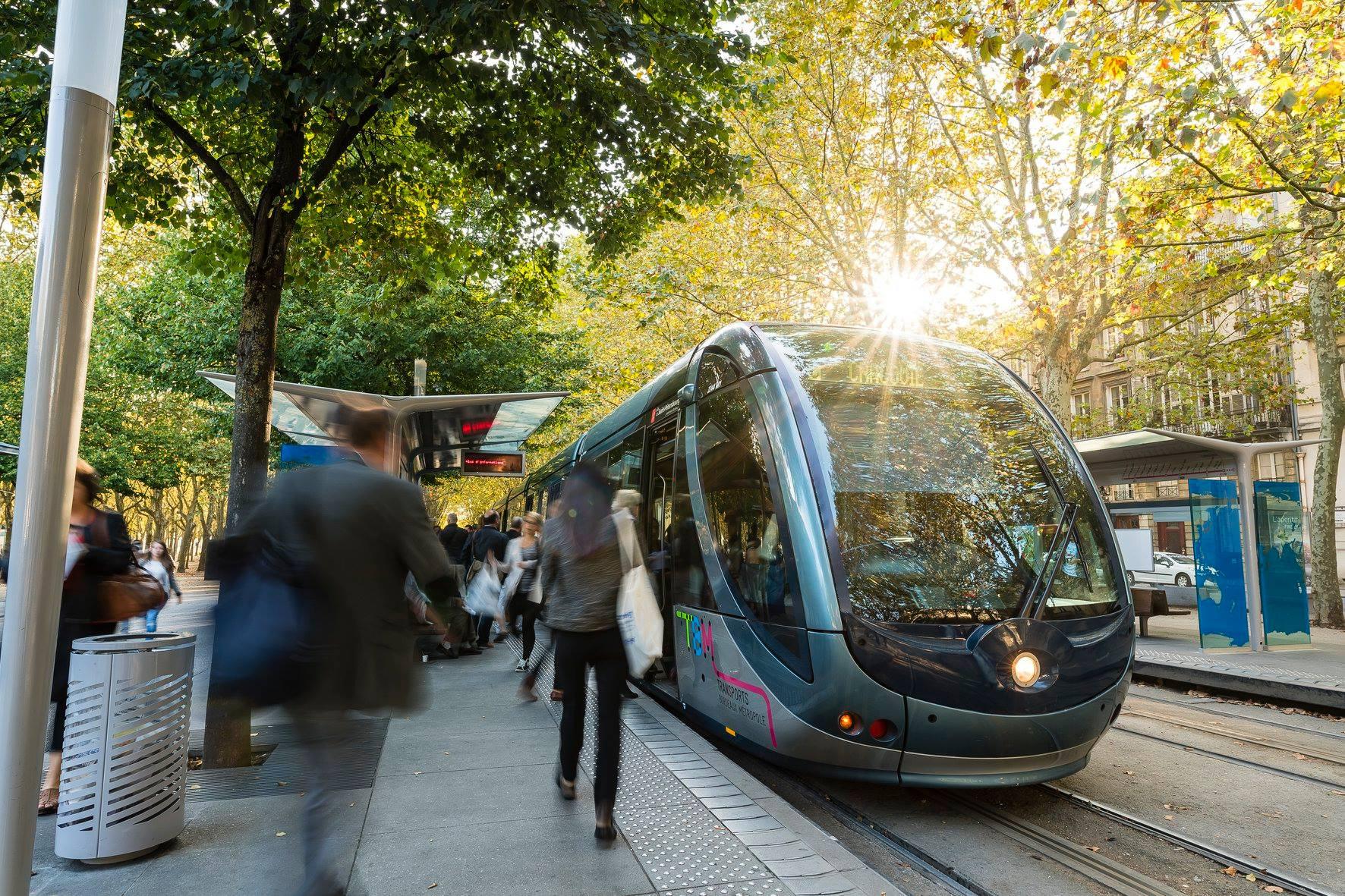 Photo of La ligne B du tram interrompue en nocturne cette semaine