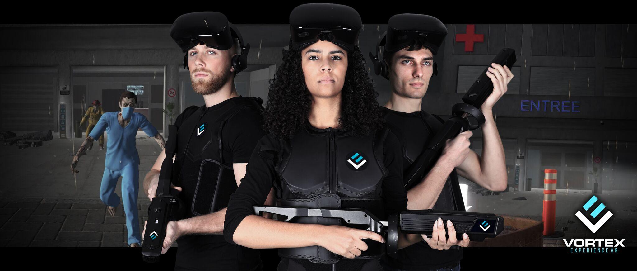 Photo of Vortex experience : sauvez le monde en hyper réalité virtuelle