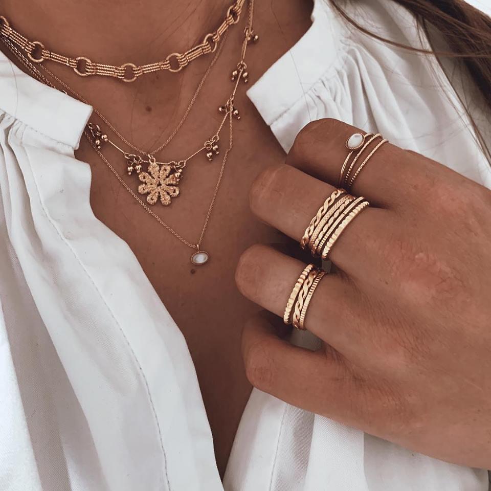 Photo of La marque de bijoux LOU YETU revient à Bordeaux pour vous présenter leurs dernières nouveautés