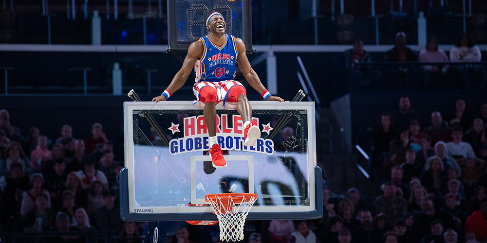Photo of Les Harlem Globetrotters font leur show samedi 13 avril à Bordeaux
