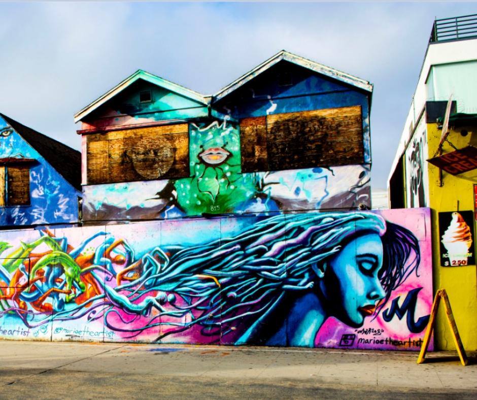 Photo of Du street-art pour tous à Monségur (Gironde)