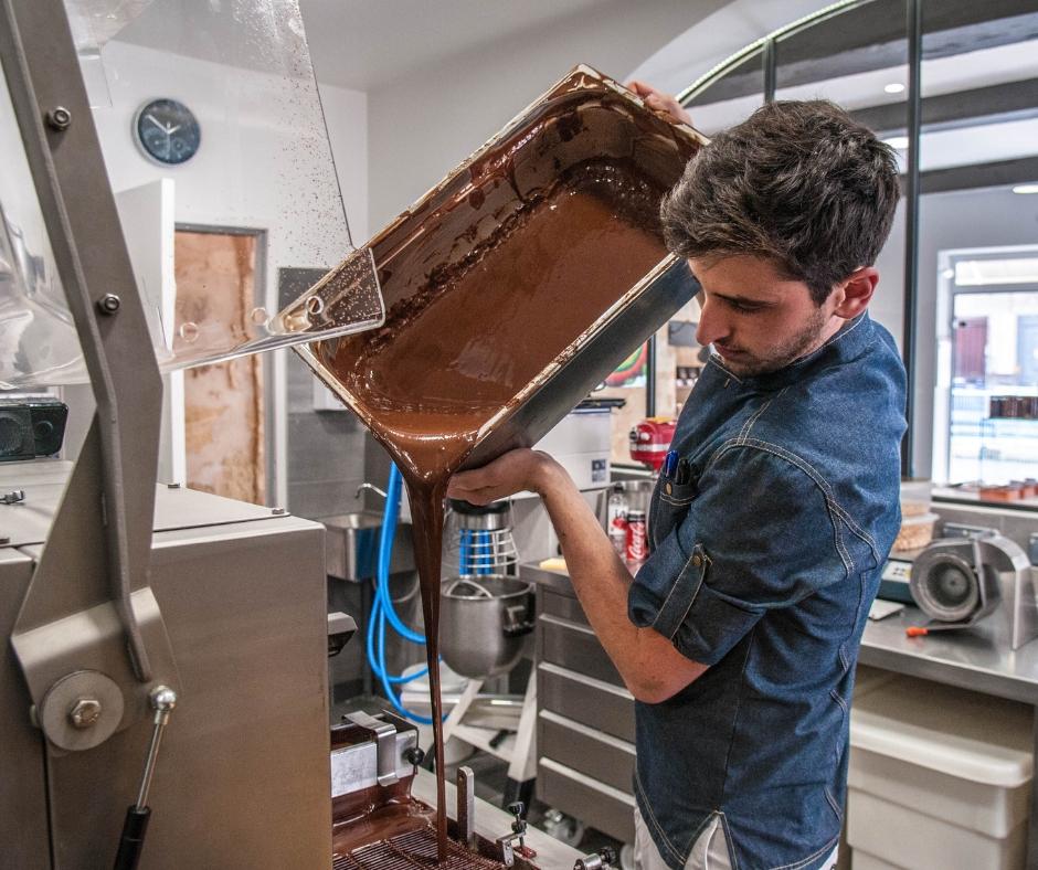Photo of Chocolaterie Lalère Bordeaux : Un atelier gourmand spécial création de chocolats de Pâques