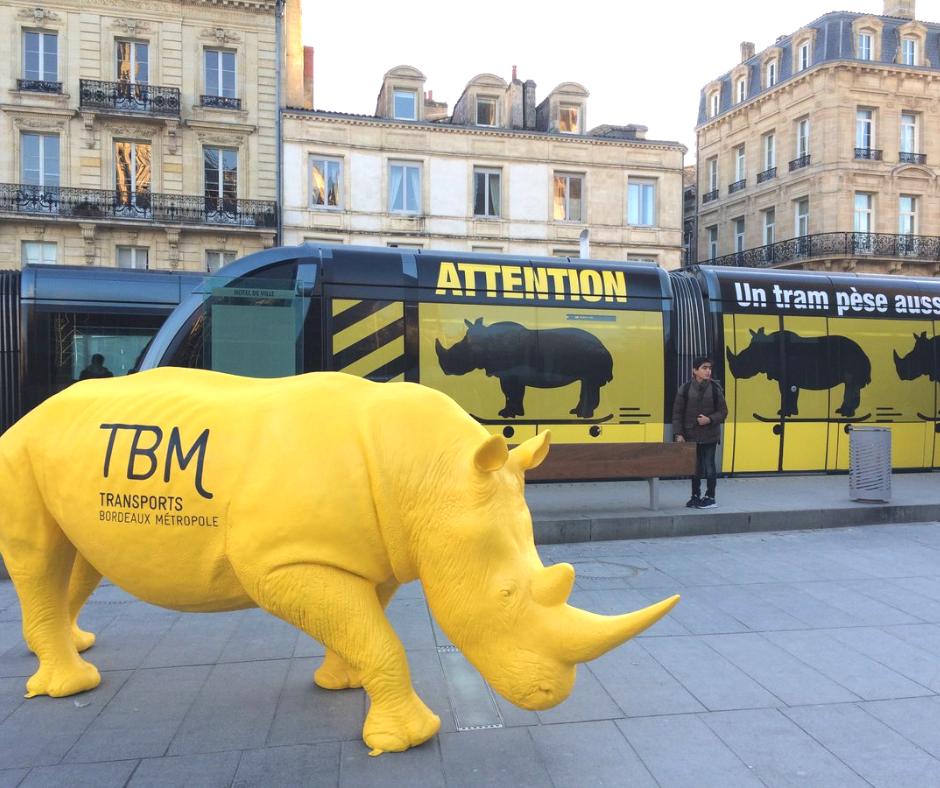 Photo of Tram Bordeaux : 4 nouvelles innovations pour réduire les risques de collisions