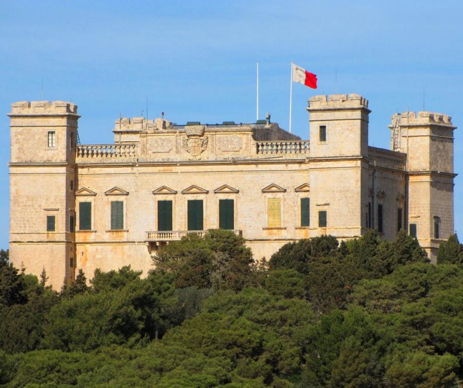 Palais Verdala, Is-Siġġiewi