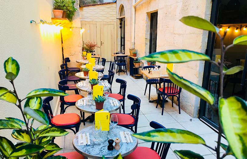 Photo of Casa Gaia ouvre sa terrasse