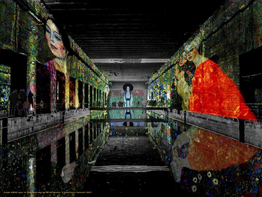Photo of La Base sous marine va se transformer en «Bassins de lumières»
