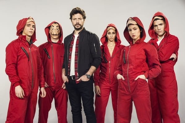 Photo of « La Casa de Papel », on connaît enfin la date de sortie de la saison 3