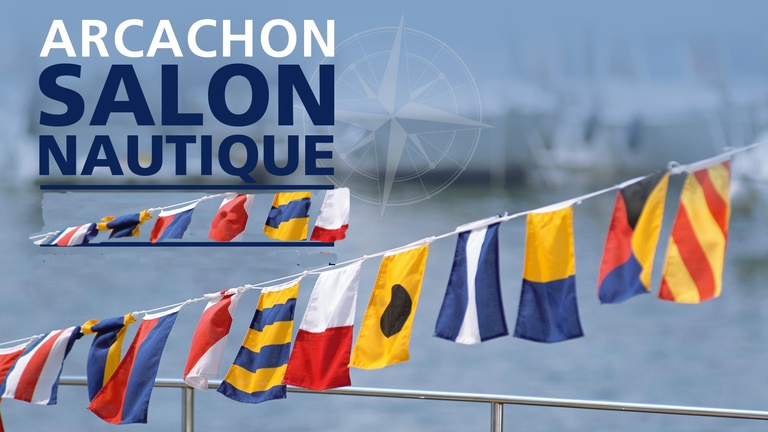 Photo of Du 12 au 14 avril, embarquez pour la 6ème édition du salon nautique à Arcachon