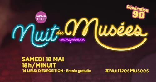 Nuit des musées Bordeaux