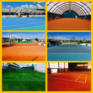 Anybuddy reserver terrain de tennis à Bordeaux