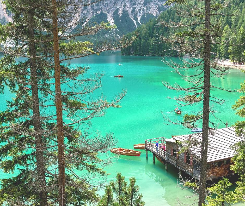 lac Italie