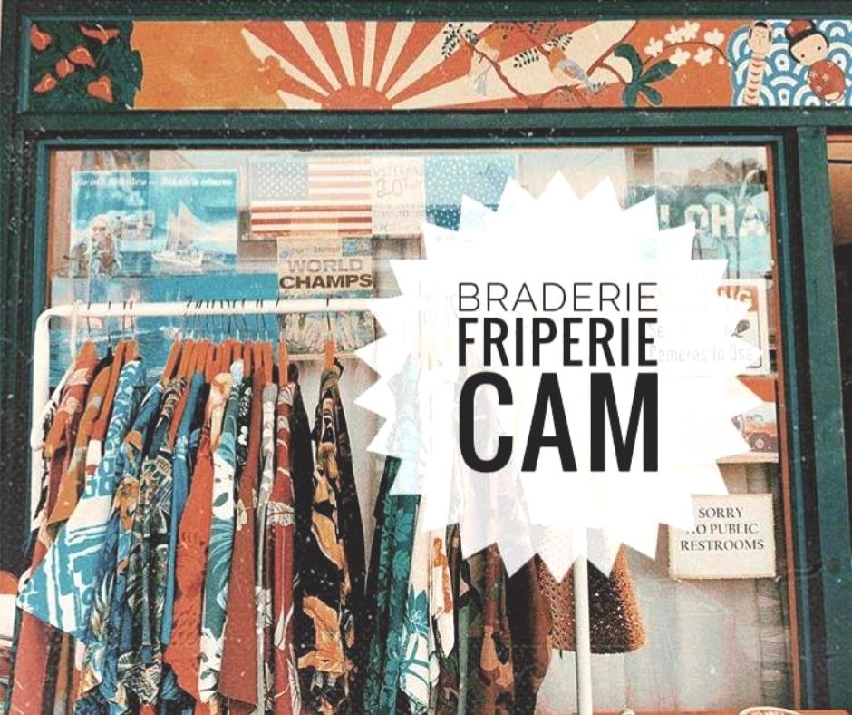 Friperie Cam