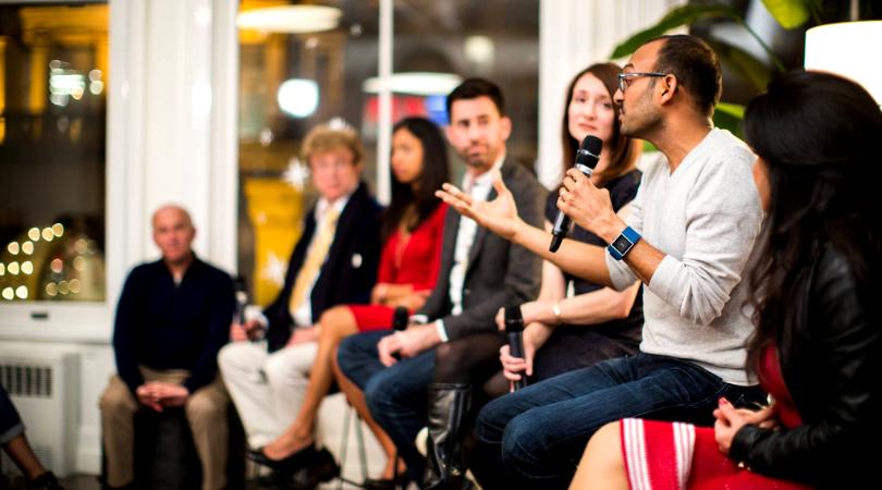 Photo of Le nouveau concept Stand Up For Passion : 7 minutes et 7 speakers pour trouver de l'inspiration
