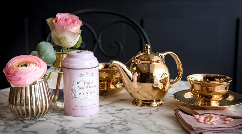 Photo of Octavie's, le tea-time royal comme à Versailles