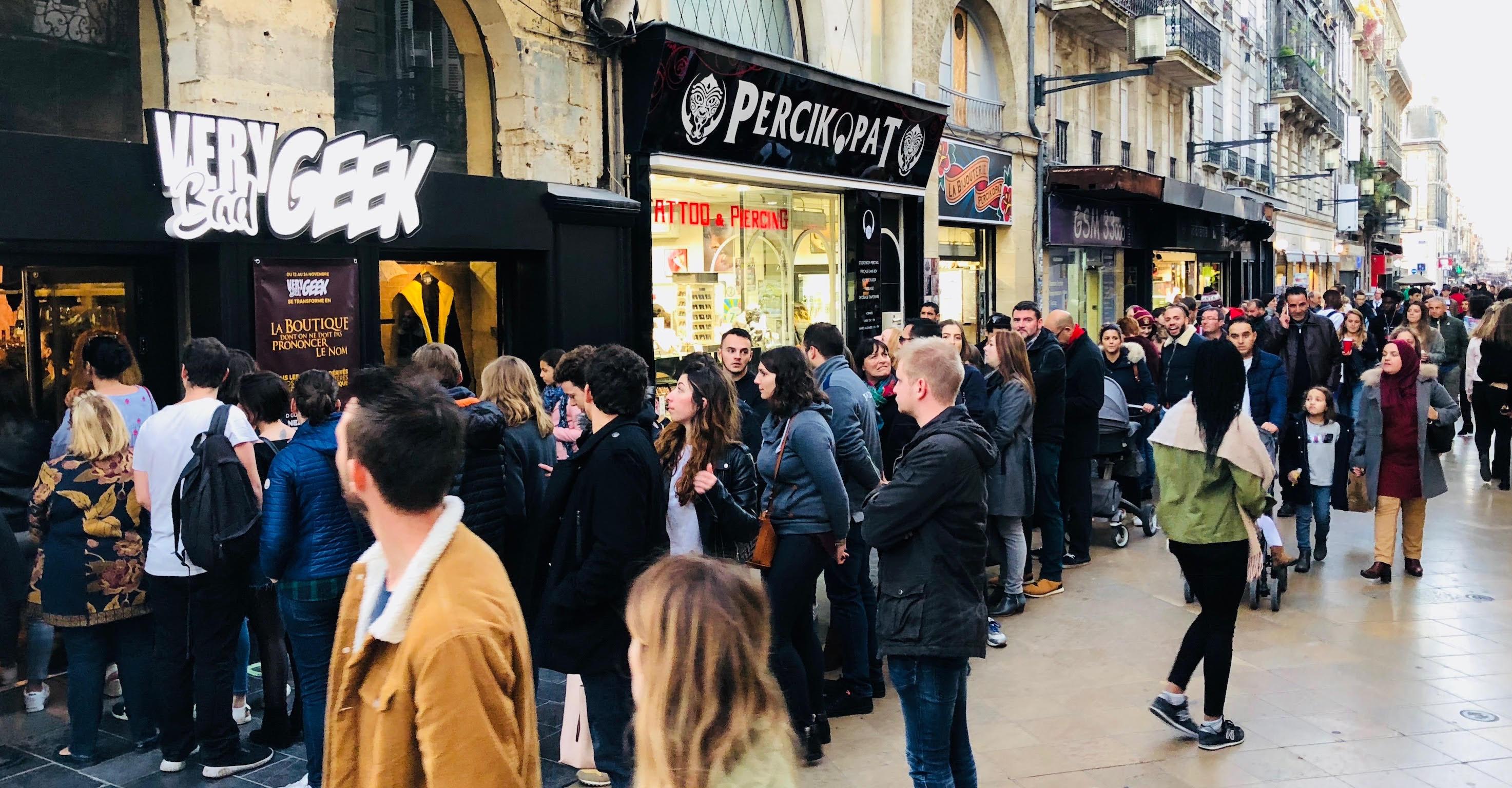 Photo of La boutique éphémère de produits Harry Potterreste ouverte jusqu'à septembre