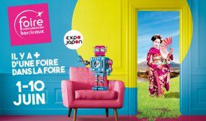 Foire internationale de Bordeaux 2019
