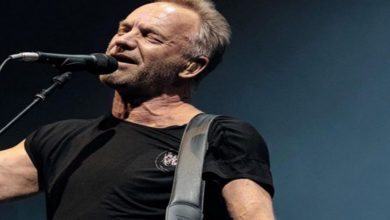 Photo of Sting en concert à Bordeaux