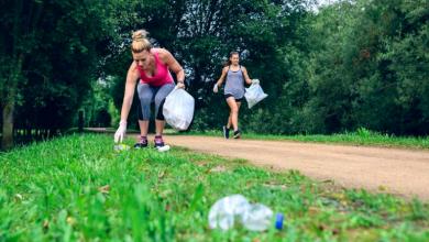 Photo of «Cours pour ta planète», une course de collecte de déchets à Bordeaux Lac