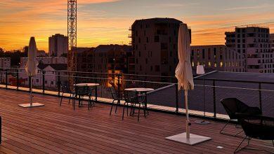 Photo of Fête de la musique sur un rooftop à Bordeaux