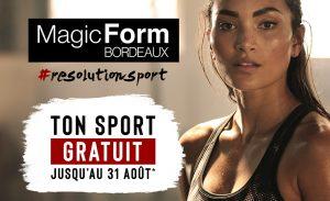 Magic Form promo