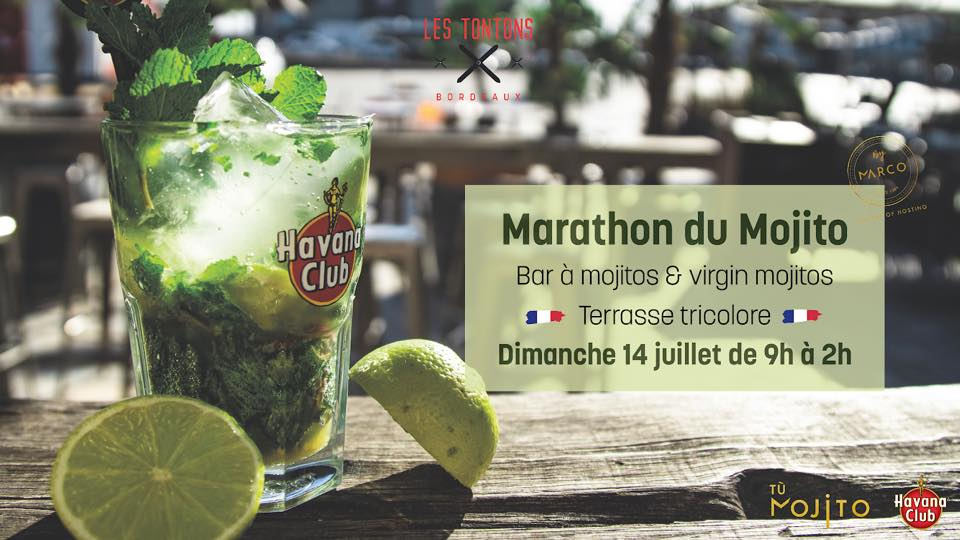 marathon du mojito