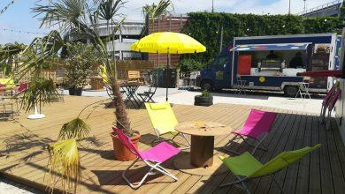 Photo of WTF un bar éphémère 100% en extérieur place Ravezies 😲 cet été