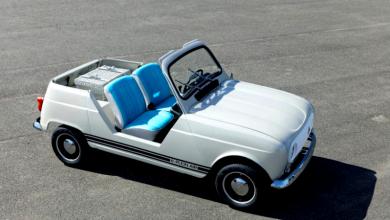 Photo of Renault revisite sa 4L des années 1960 en version électrique