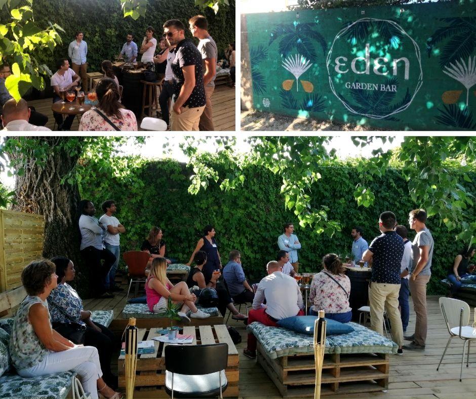 Eden Garden Bar : Un nouveau spot exotique aux portes de ...
