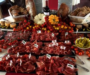 buffet charcuterie