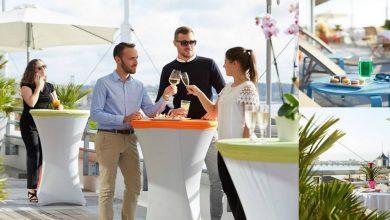 Photo of Le Sun7 vous propose un brunch sur le rooftop du Mercure Cité Mondiale