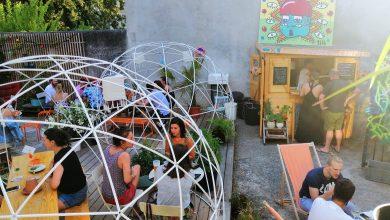 Photo of Barbecue et DJ set en terrasse, mardi à Graines de Sauvage