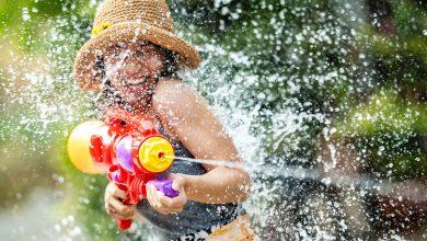 Photo of Une grande bataille de pistolet à eau prévue samedi sur le miroir d'eau