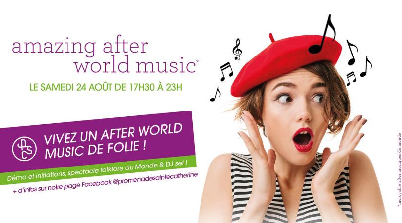 After world music