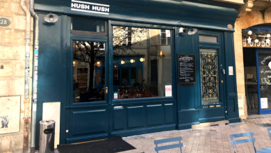 Photo of Hush Hush : Le nouveau resto/bar tendance, aux deux ambiances, de la place Sainte Colombe