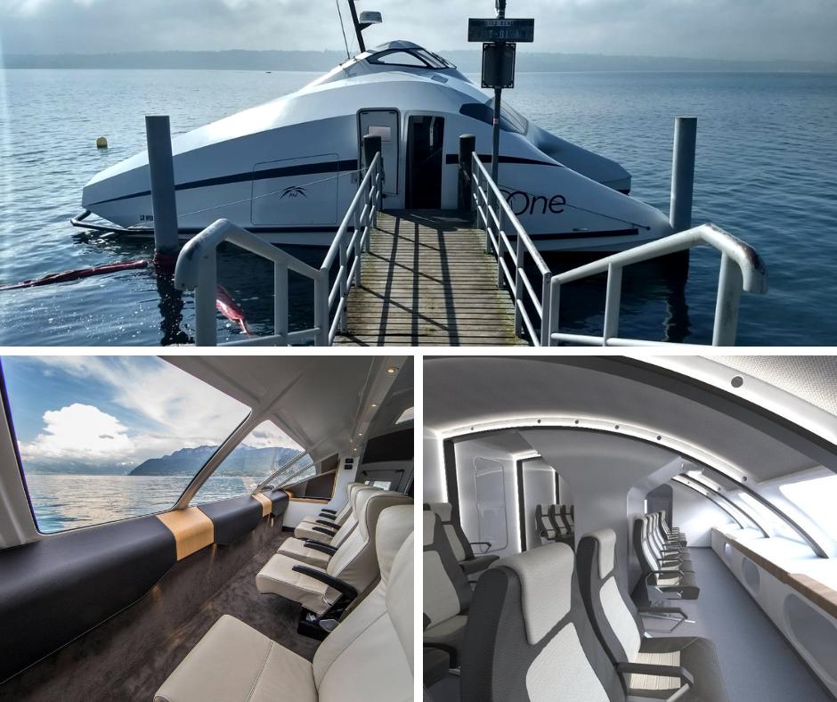 catamaran A2V